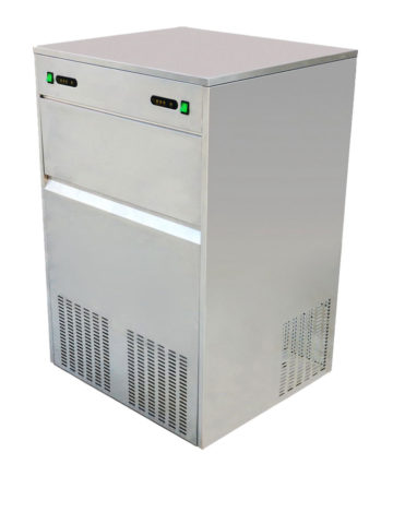Crystal ice maker of 120kgs