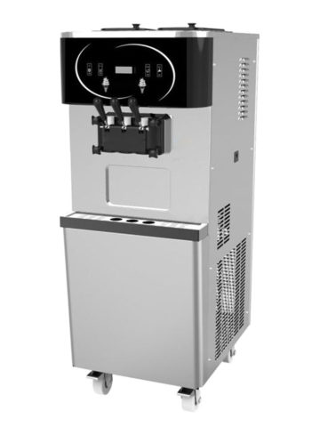 commercial soft serve ice cream machine